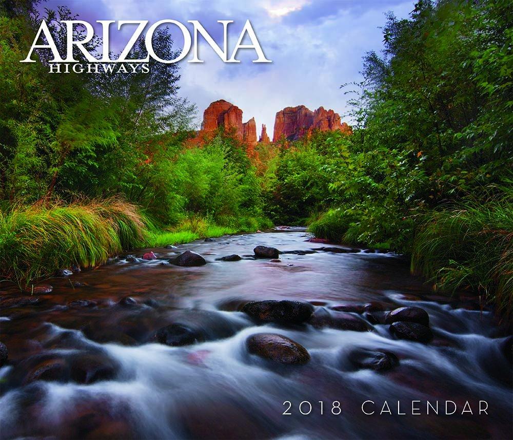 Arizona Highways 2018 Scenic Wall Calendar