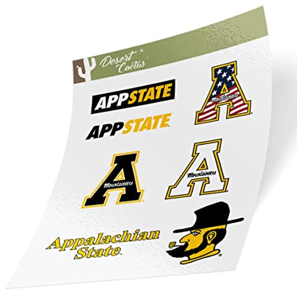 graphic regarding Printable Sticker Vinyl named : Appalachian Region School Finish Sheet Sticker
