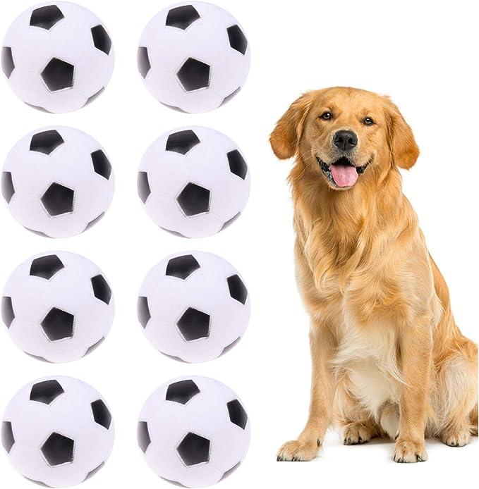 tianxiangjjeu Pet Puppy Toys Chew Bite Rugby Ball Squeaker Training Dog Gift