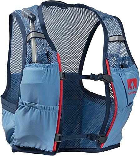 Nathan Women s Speedster 2L Hydration Vest Silver Lake Blue, X-Small