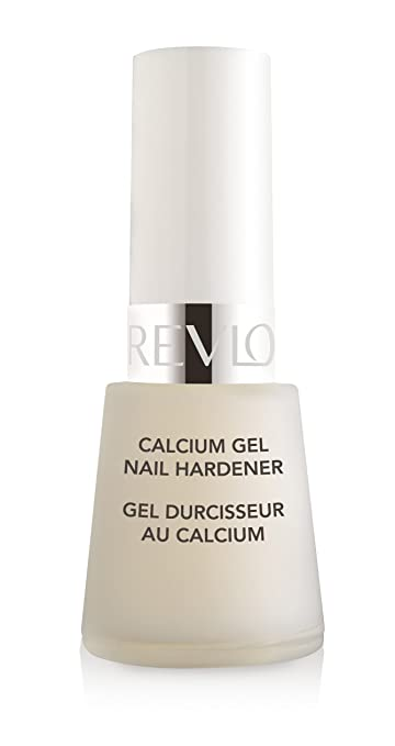 Amazon.com : Revlon Calcium Gel Nail Hardener, 0.5 Ounce : Nail ...