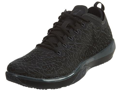 the latest 9298d fc066 Nike Jordan Trainer 1 Low - Zapatillas deportivas, color negro (Black    Black-Anthracite), talla 43  Amazon.es  Zapatos y complementos
