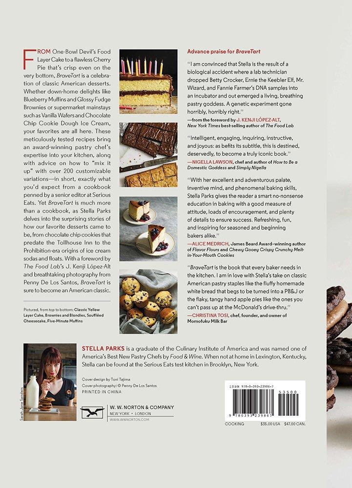 Bravetart Iconic American Desserts Stella Parks J Kenji Lopez