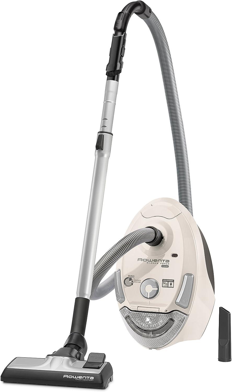 Rowenta RO4627EA - Aspiradora de trineo (eficiencia energética: A), color crema: Amazon.es: Hogar