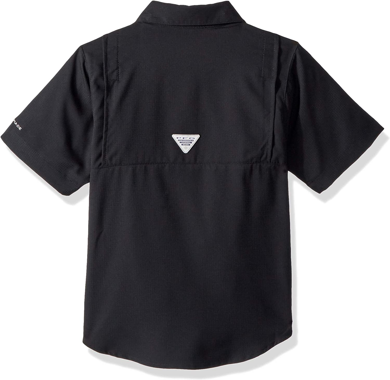 Columbia Youth Boys Tamiami Short Sleeve Shirt