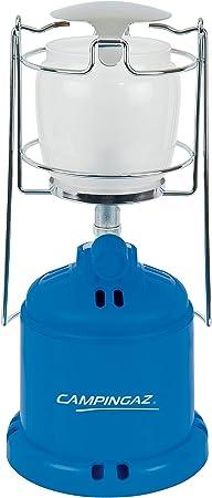 Campigaz - Lámpara de gas 206 L, linterna de camping portátil ...