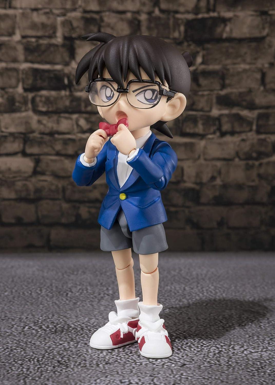Amazon.com: TAMASHII NATIONS Bandai S.H. Figuarts Edogawa Conan ...