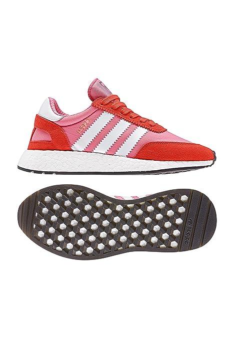 adidas Zapatillas Iniki Runner Rosa Muje  Amazon.es  Zapatos y complementos 85a49d949b951