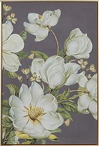 A&B Home Flower Wall Art Wall Decor 31.5x1.5x47