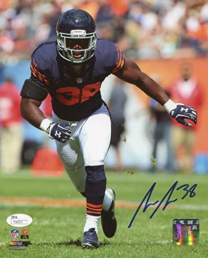 0a9666b48 Image Unavailable. Image not available for. Color: Autographed Adrian Amos  Photo - 8x10 Coa - JSA ...