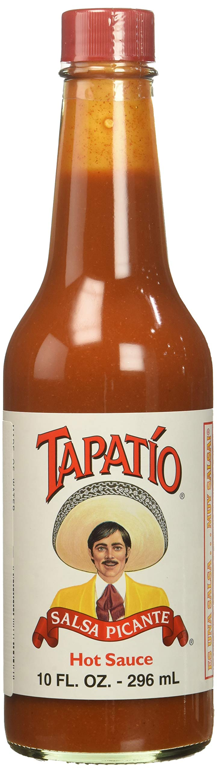 Tapatio Salsa Picante Hot Sauce, 10 oz - (Pack of 3)