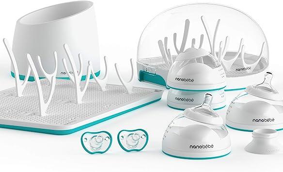 NANOBEBE Newborn Complete Gift Set