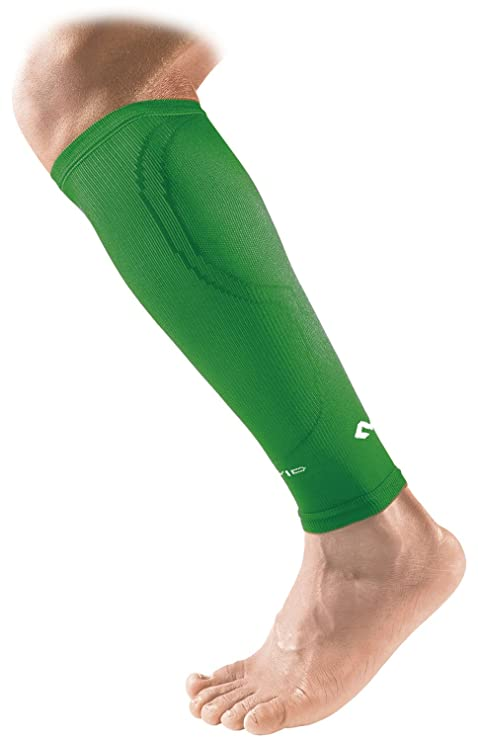 Mcdavid Active Runner - Calcetines para hombre, color verde, talla 2XL