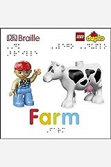DK Braille LEGO DUPLO Farm Board book