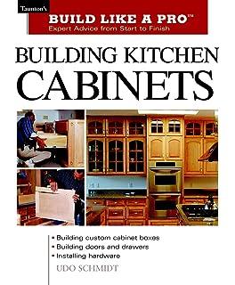 Unique Building Kitchen Cabinets Pdf