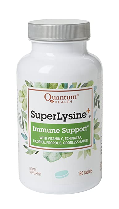Product thumbnail for Quantum Health Super Lysine+