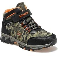 Kinetix Roha Camo Yol Koşusu Ayakkabısı Erkek-Çocuk