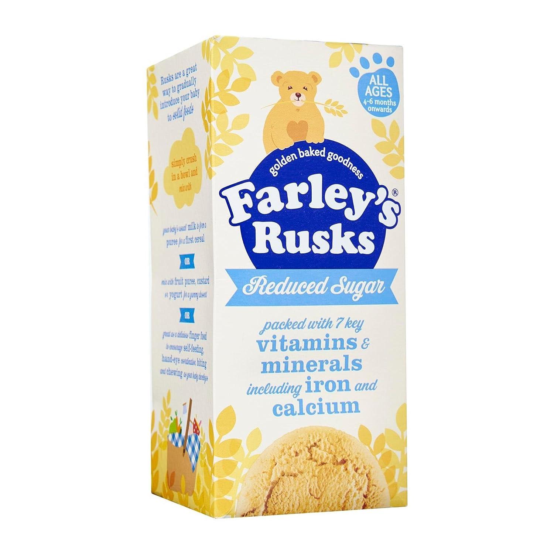 Farley's Rusks Reduced Sugar Original 9 Pack Farleys