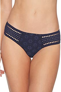 653671c5f069c Amazon.com: Robin Piccone Women's Perla Side Tab Bikini Bottom with ...