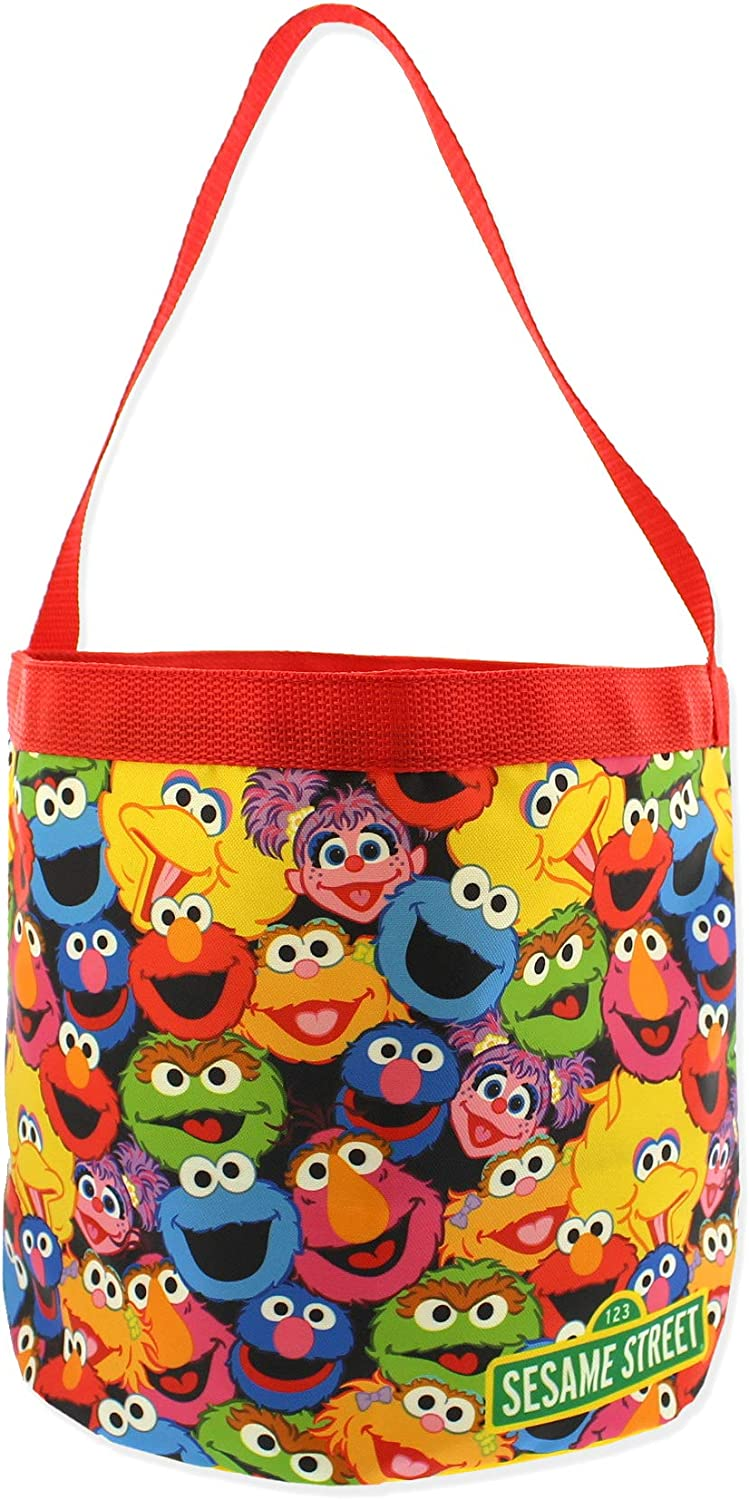 sesame street lotso bear Laundry Bags mesh bags zip storage handbag cartoon new