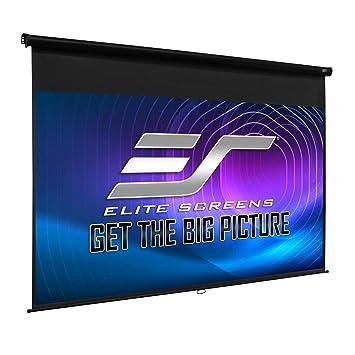 Elite Screens M100UWH Pantalla de proyección 2,54 m (100
