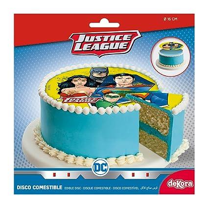 Lego Movie Round Cake Topper Personalised Edible Glaçage Gâteau Décoration