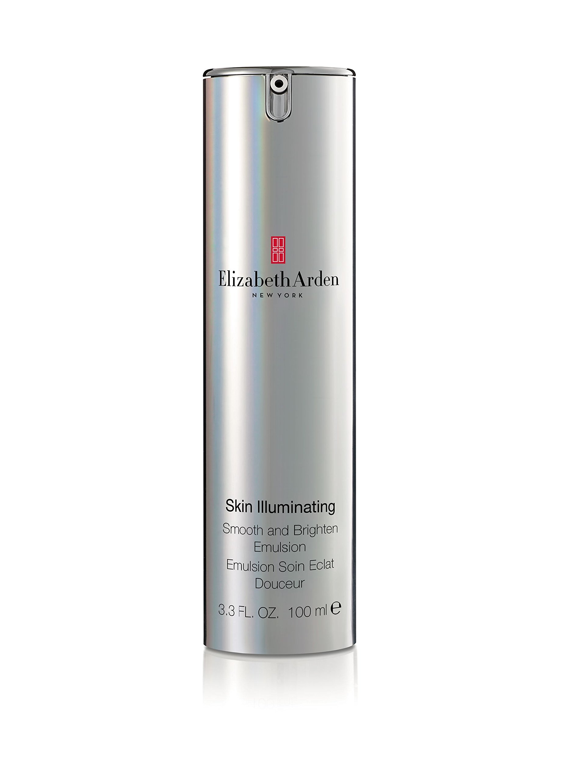 Elizabeth Arden Skin Illuminating Smooth and Brighten Emulsion, 3.3 Fl Oz
