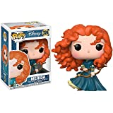 Funko Pop Disney: Merida Collectible Vinyl Figure,Orange