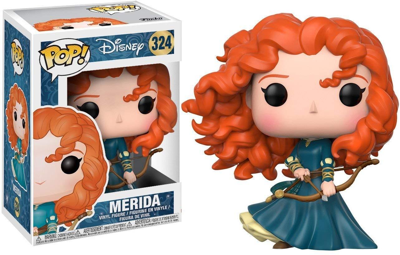 TALLA Standard. Funko- Pop Disney: Merida (21196)
