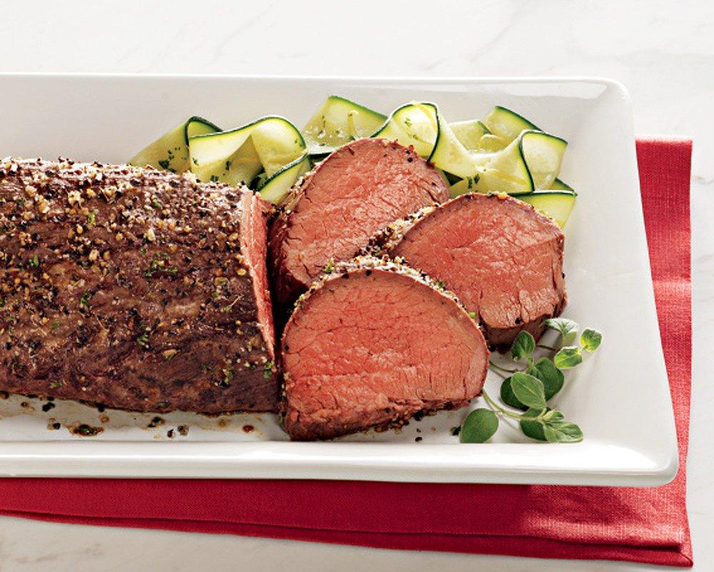 Kansas City Steaks 2 2 Lb Beef Tenderloin Roast Amazon