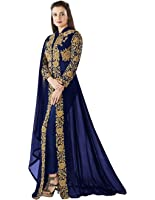 Monika Silk Mill salwar suits for women party wear semi stitched anarkali suit unstiched material offer below blue ladies cotton combo pack dress designer materials embroidery 18 years georgette heavy work low price net piece readymade sets set semi stitched tops for woman Semi-stitched Salwar Suit Dupatta Material