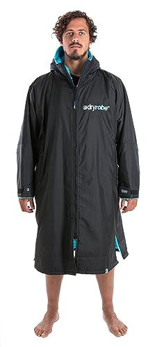 Dryrobe Advance Waterproof Changing Robe Swim Parka