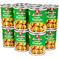 Loma Linda - Plant-Based - Vegetable Skallops (20 oz.) (Pack of 12) - Kosher
