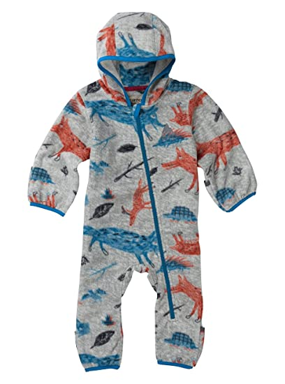 a71a744e4 Amazon.com : Burton Mini Fleece Onesie Kids : Sports & Outdoors
