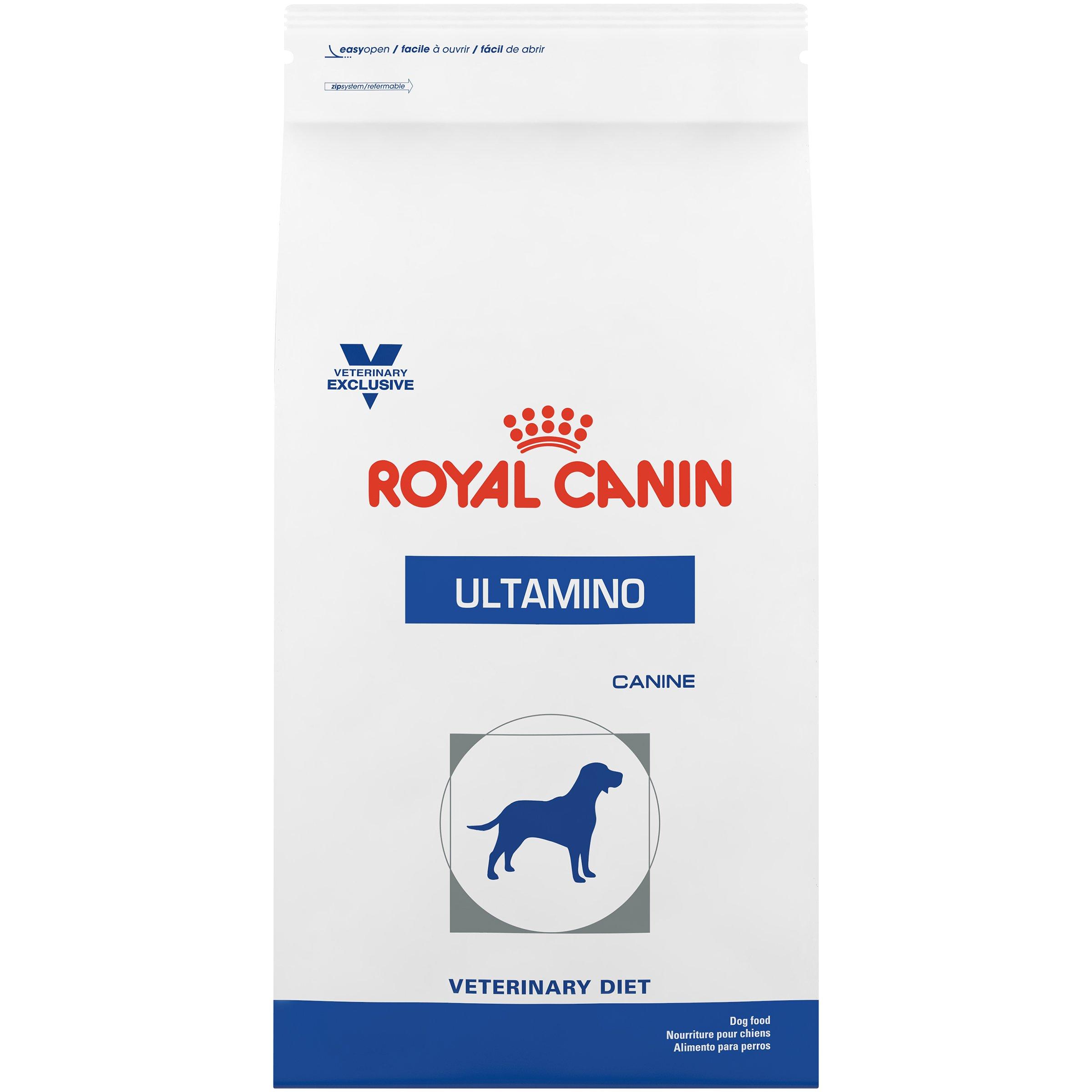 Royal Canin Veterinary Diet Ultamino Dry Dog Food, 19.8-lb bag