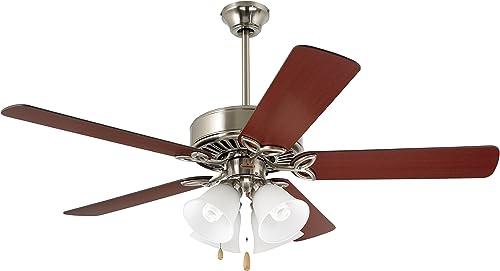 Emerson Ceiling Fans CF711BS Pro Series II Indoor Ceiling Fan
