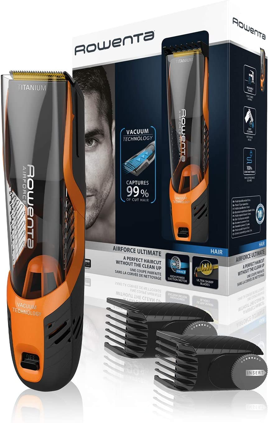 Rowenta lole tn-9300 Color Negro/Naranja: Amazon.es: Hogar