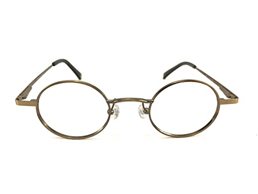 Amazon.com: John Lennon JL260 Eyeglass Frame - Antique Copper: Clothing