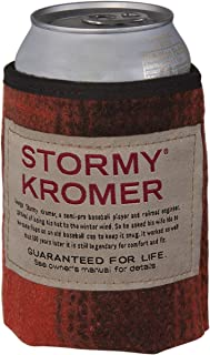 product image for Stormy Kromer Can Wrap - Wool Drink Beverage Holder, Keeps Cold