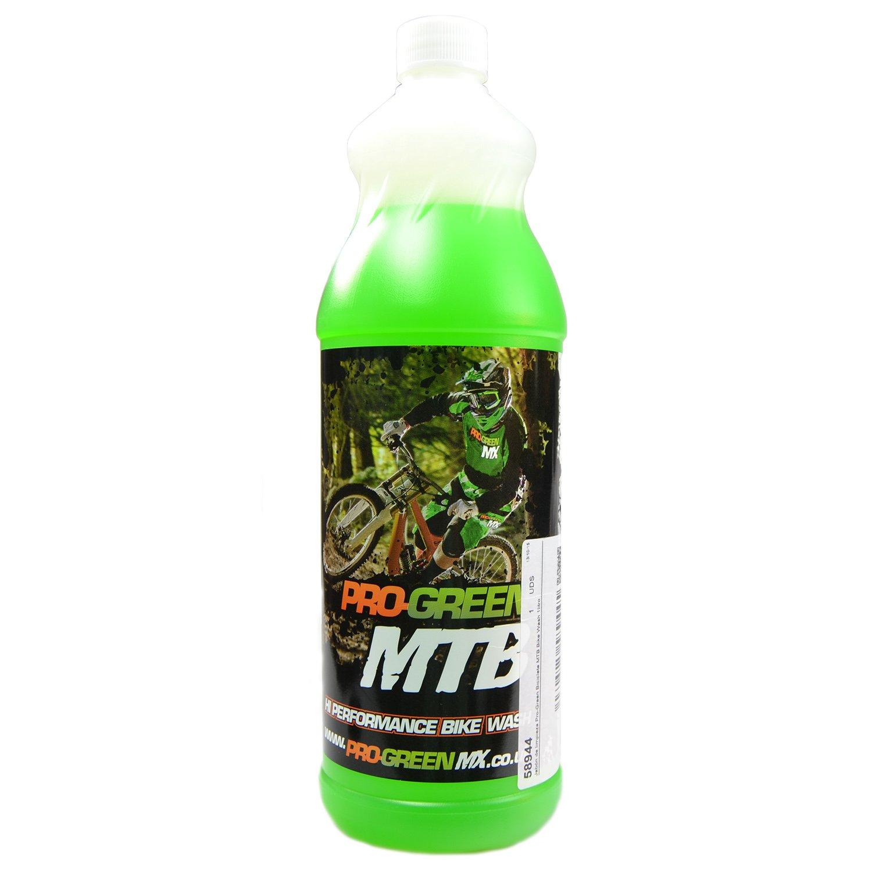 Jabón de limpieza Pro-Green Bicicleta MTB Bike Wash 1litro: Amazon ...
