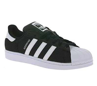adidas Superstar S75963 Herren Schuhe Schwarz EU 36 UK 3.5 Hommes Chaussures Baskets