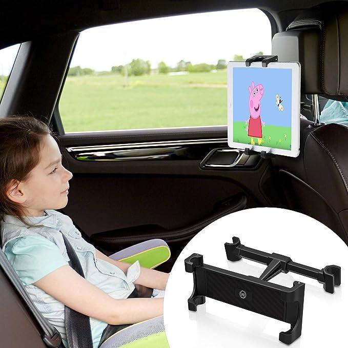 Wicked Chili Tablet Halterung Auto Für Kopfstützen Kompatibel Mit Ipad Switch Samsung Tab Media Pad Tablethalterung