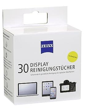 Zeiss 581 – 998 30 pantalla de paños de limpieza para el cuidado y limpieza minuciosa