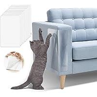 Folia samoprzylepna do ochrony przed zarysowaniem, 12 sztuk, odporna na zadrapania, dla kotów, psów, przezroczysta…