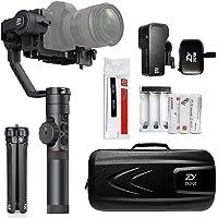 ZHIYUN Crane 2 OFICIAL Handheld Gimbal Estabilizador de Mano de 3 Ejes para cámaras (con Servo Follow Focus)