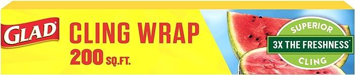 Top 10 Glad Press N Seal Food Wrap