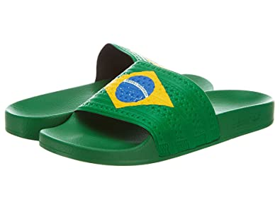 5049031f7 Image Unavailable. Image not available for. Colour  Adidas Adilette Flags  Originals Sandal Mens Style  D65794-fairwa sunshi blubir Size