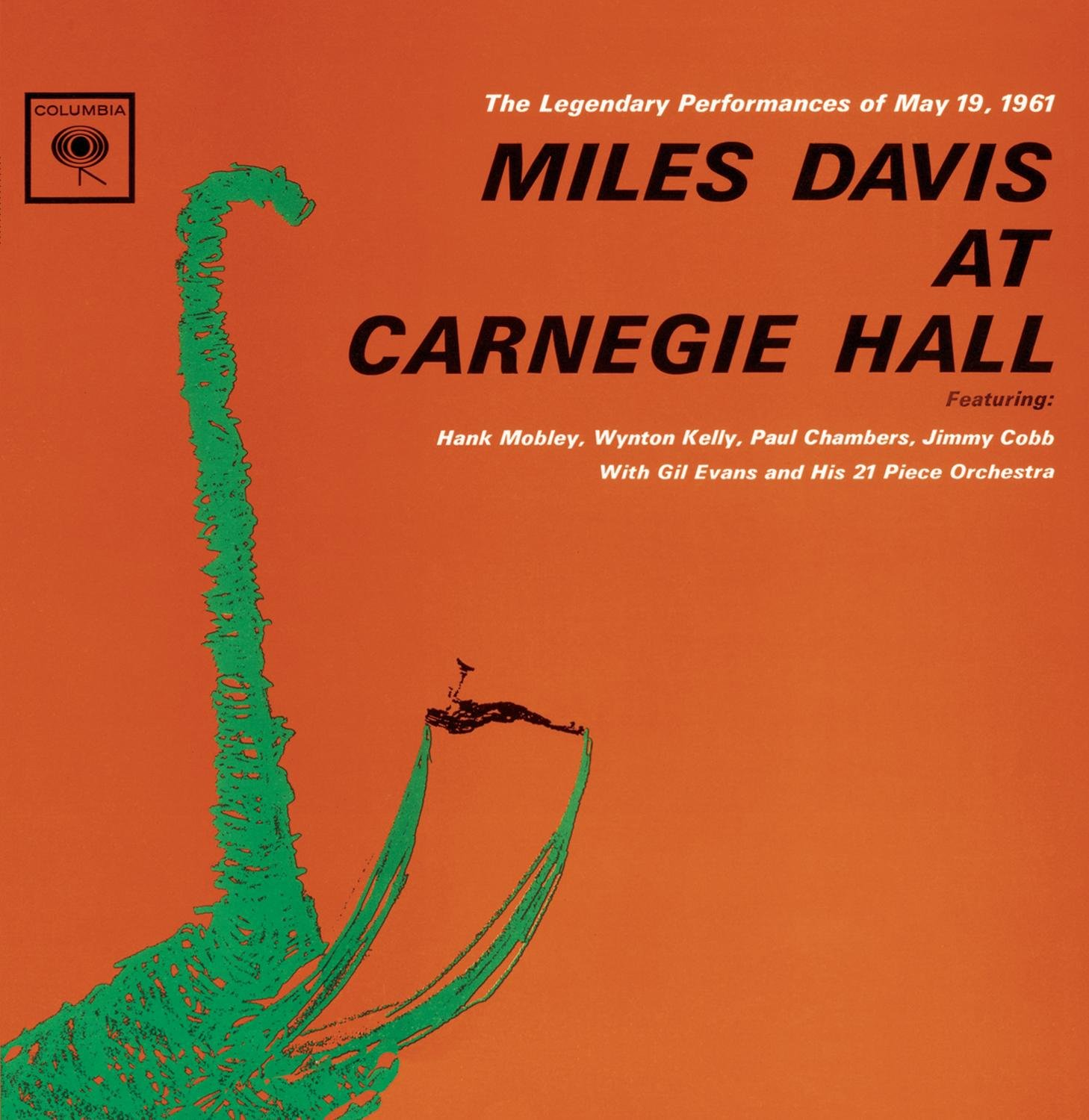 Miles Davis At Carnegie Hall by Sony Legacy