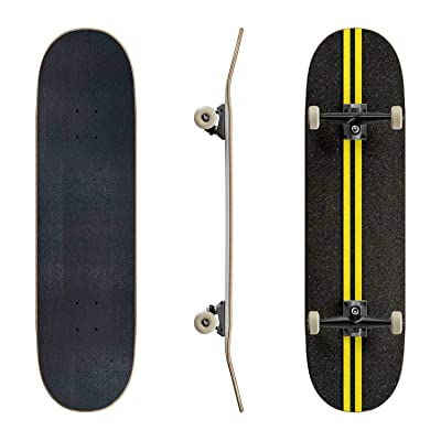 EFTOWEL Skateboards Asphalt Road Texture Asphalt Road Stock Pictures Royalty Free Photos Classic Concave Skateboard Cool Stuff Teen Gifts Longboard Extreme Sports for Beginners and Professionals : Sports & Outdoors