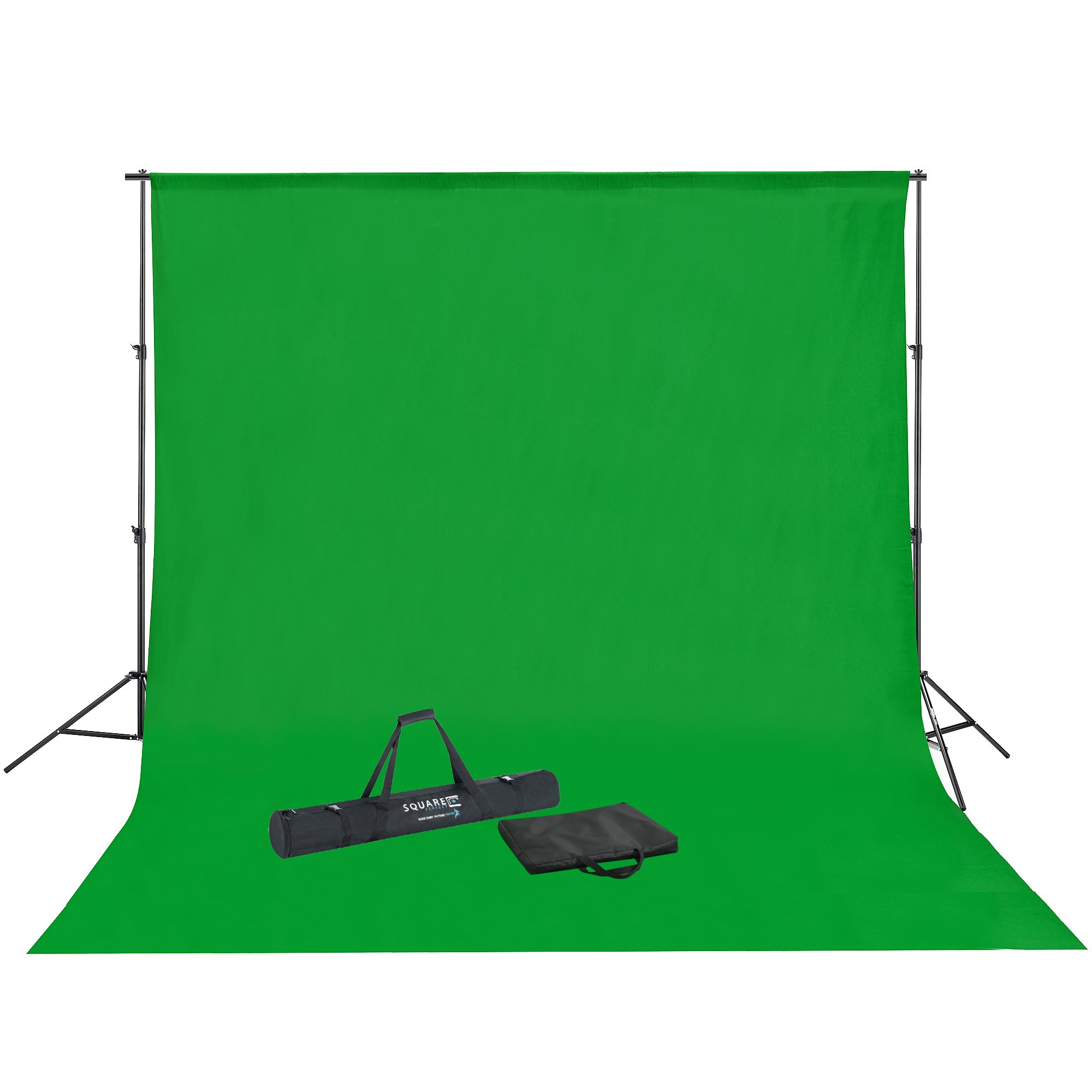 3065 Square Perfect SP5000 Professional Quality Background Stand For Chromakey Green Screen And Backdrop by SQUARE PERFECT